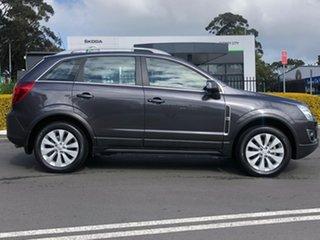 2015 Holden Captiva CG MY15 5 LT Grey 6 Speed Sports Automatic Wagon.