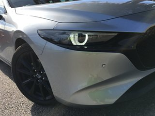 2020 Mazda 3 BP2HH6 X20 SKYACTIV-MT Astina Sonic Silver 6 Speed Manual Hatchback.