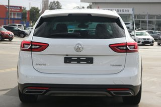 2018 Holden Calais ZB Tourer White 9 Speed Automatic Sportswagon
