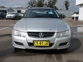 2004 Holden Commodore VZ Executive Silver 4 Speed Automatic Sedan.