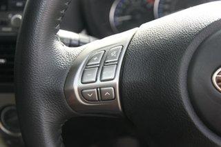 2010 Subaru Forester MY10 X Luxury Green 4 Speed Auto Elec Sportshift Wagon
