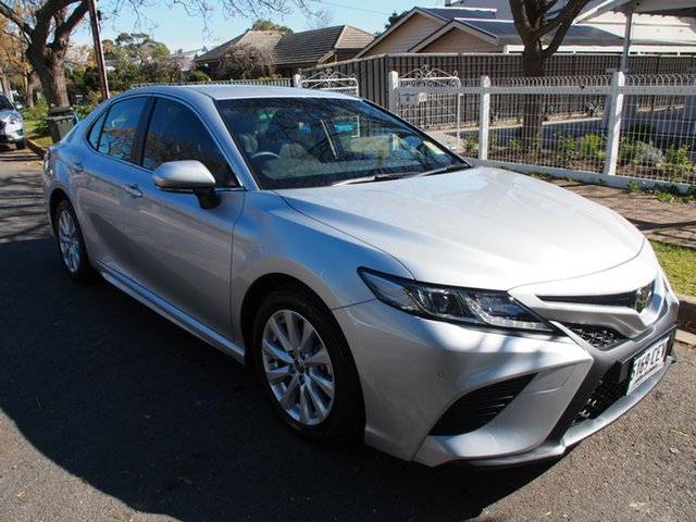 Demo Toyota Camry ASV70R Ascent Sport, 2020 Toyota Camry ASV70R Ascent Sport Silver 6 Speed Sports Automatic Sedan