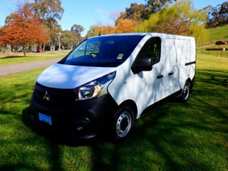 2020 Mitsubishi Express SN MY21 GLX SWB DCT 6 Speed Sports Automatic Dual Clutch Van.