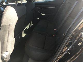 2020 Mazda 3 BP2SLA G25 SKYACTIV-Drive Evolve Jet Black 6 Speed Sports Automatic Sedan