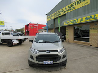 2015 Ford Ecosport BK Ambiente Gold 5 Speed Manual Wagon.