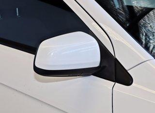 2009 Mitsubishi Lancer CJ MY10 VR-X Sportback White 5 Speed Manual Hatchback