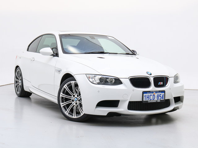 Used BMW M3 E92 MY10 , 2010 BMW M3 E92 MY10 White 7 Speed Auto Direct Shift Coupe