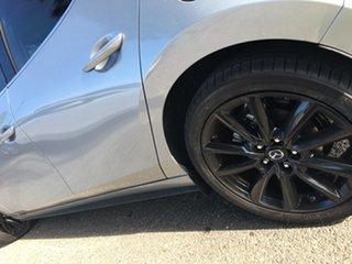 2020 Mazda 3 BP2HH6 X20 SKYACTIV-MT Astina Sonic Silver 6 Speed Manual Hatchback