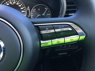 2020 Mazda 3 BP2SHA X20 SKYACTIV-Drive Astina Jet Black 6 Speed Sports Automatic Sedan