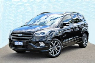 2019 Ford Escape ZG 2019.75MY ST-Line Black 6 Speed Sports Automatic Wagon.