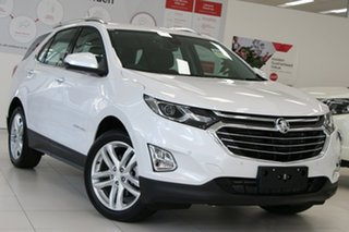 2020 Holden Equinox EQ MY20 LTZ (FWD) Abalone White 9 Speed Automatic Wagon.