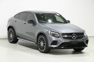 2019 Mercedes-Benz GLC250 253 MY19 Grey 9 Speed Automatic G-Tronic Coupe