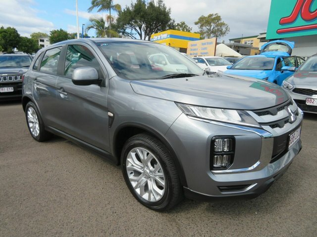 Used Mitsubishi ASX XD MY20 ES 2WD, 2019 Mitsubishi ASX XD MY20 ES 2WD Grey 1 Speed Constant Variable Wagon