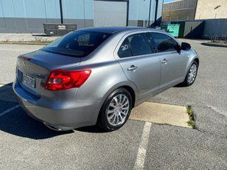2010 Suzuki Kizashi FR XL Silver 6 Speed Manual Sedan