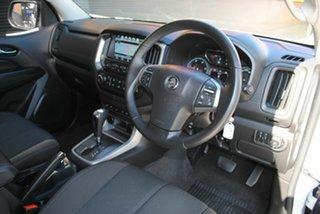 2017 Holden Colorado RG MY18 LTZ Pickup Crew Cab Summit White 6 Speed Sports Automatic Utility