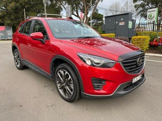 2016 Mazda CX-5 KE1022 Akera SKYACTIV-Drive AWD 6 Speed Sports Automatic Wagon