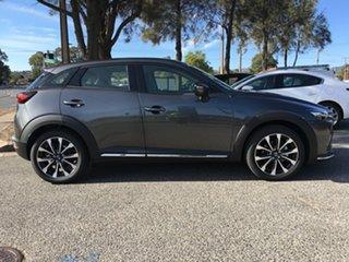 2020 Mazda CX-3 DK4W7A sTouring SKYACTIV-Drive i-ACTIV AWD Machine Grey 6 Speed Sports Automatic.