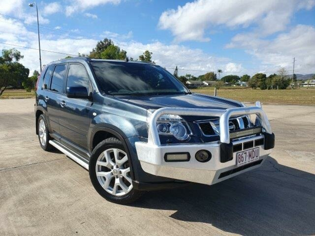 Used Nissan X-Trail T31 Series IV TL, 2011 Nissan X-Trail T31 Series IV TL Grey 6 Speed Sports Automatic Wagon