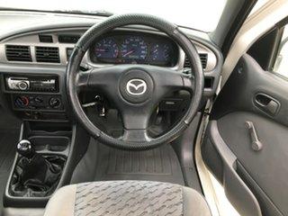 2003 Mazda Bravo B2600 DX 4x2 White 5 Speed Manual Utility.