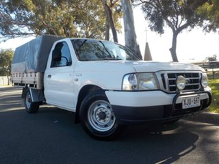 2006 Ford Courier PH (Upgrade) GL 4x2 5 Speed Manual Cab Chassis.