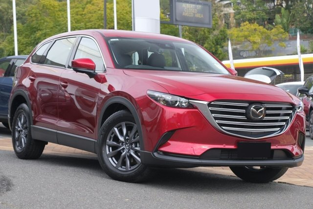 New Mazda CX-9 TC Touring SKYACTIV-Drive Kirrawee, 2021 Mazda CX-9 TC Touring SKYACTIV-Drive Soul Red Crystal 6 Speed Sports Automatic Wagon