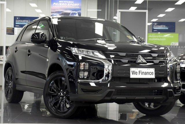New Mitsubishi ASX XD MY21 MR 2WD Hamilton, 2021 Mitsubishi ASX XD MY21 MR 2WD Black 1 Speed Constant Variable Wagon