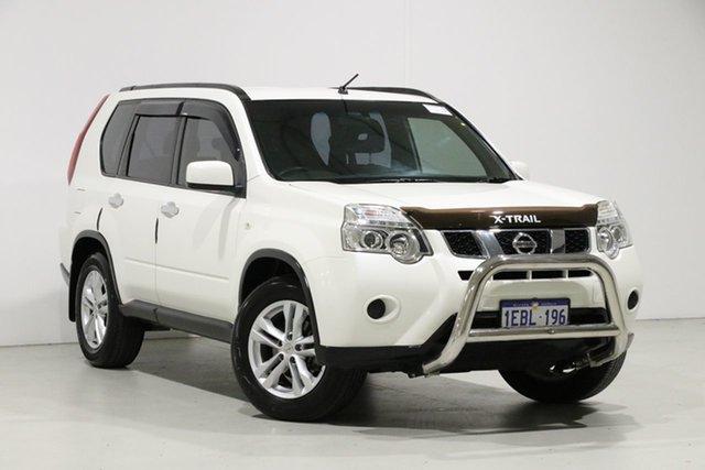 Used Nissan X-Trail T31 MY11 ST (FWD), 2012 Nissan X-Trail T31 MY11 ST (FWD) White 6 Speed Manual Wagon