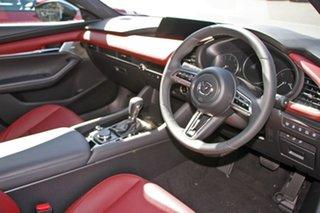 2020 Mazda 3 300N X20 Astina M Hybrid Jet Black 6 Speed Automatic Hatchback
