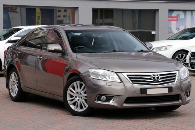 Used Toyota Aurion GSV40R MY10 Presara, 2010 Toyota Aurion GSV40R MY10 Presara Grey 6 Speed Sports Automatic Sedan
