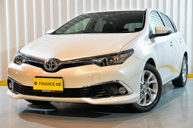 Used Toyota Corolla Mzea12R Ascent Sport, 2018 Toyota Corolla Mzea12R Ascent Sport White 10 Speed Constant Variable Hatchback