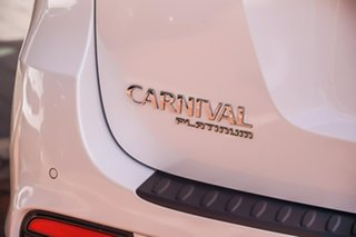 2020 Kia Carnival YP Platinum White Sports Automatic