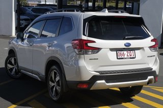 2020 Subaru Forester S5 MY20 2.5i-S CVT AWD White Crystal 7 Speed Constant Variable Wagon.