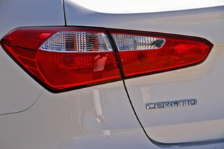 2016 Kia Cerato YD MY17 S Premium White 6 Speed Sports Automatic Sedan