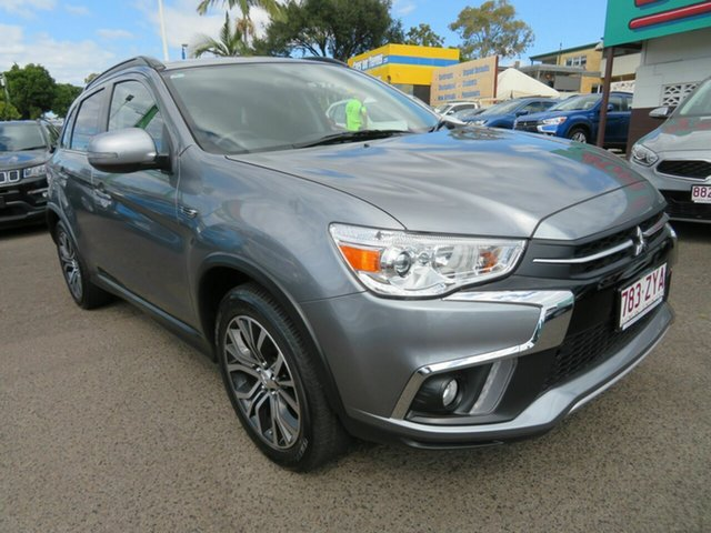 Used Mitsubishi ASX XC MY18 LS 2WD, 2018 Mitsubishi ASX XC MY18 LS 2WD Grey 1 Speed Constant Variable Wagon