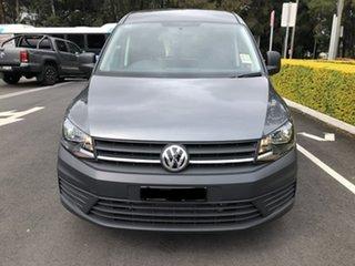 2019 Volkswagen Caddy 2KN MY20 TSI220 Maxi DSG Grey 7 Speed Sports Automatic Dual Clutch Van.