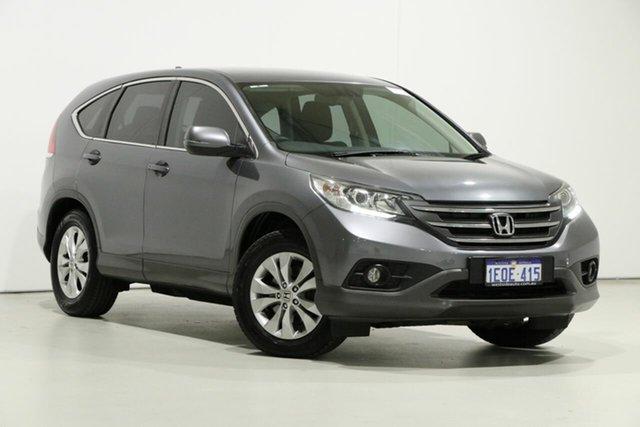 Used Honda CR-V 30 MY14 DTI-S (4x4), 2014 Honda CR-V 30 MY14 DTI-S (4x4) Grey 5 Speed Automatic Wagon