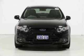 2012 Ford Falcon FG MK2 XR6 Limited Edition Silhouette 6 Speed Auto Seq Sportshift Sedan.
