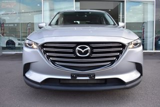 2016 Mazda CX-9 TC Touring SKYACTIV-Drive Silver 6 Speed Sports Automatic Wagon.