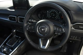 2020 Mazda CX-8 KG2W2A Asaki SKYACTIV-Drive FWD Machine Grey 6 Speed Sports Automatic Wagon