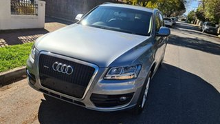 2010 Audi Q5 8R MY10 TFSI S Tronic Quattro Grey 7 Speed Sports Automatic Dual Clutch Wagon.