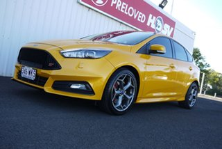 2015 Ford Focus LZ ST Tangerine Orange 6 Speed Manual Hatchback.