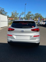 2020 Hyundai Tucson TL3 MY21 Elite AWD Silver 8 Speed Sports Automatic Wagon