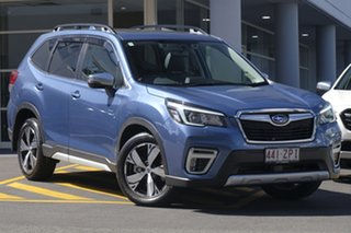 2019 Subaru Forester S5 MY20 2.5i-S CVT AWD Horizon Blue 7 Speed Constant Variable Wagon.
