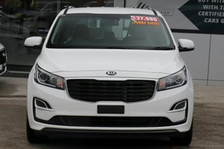 2018 Kia Carnival YP MY18 SI White 6 Speed Sports Automatic Wagon