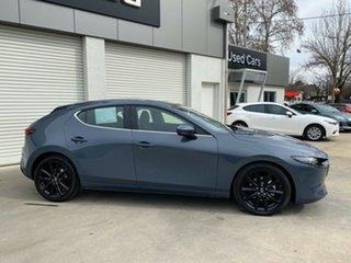 2020 Mazda 3 BP2HHA X20 SKYACTIV-Drive Astina Grey 6 Speed Sports Automatic Hatchback.