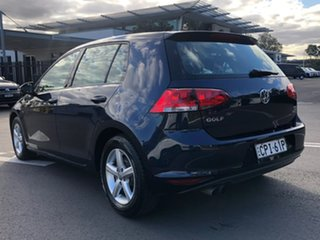 2013 Volkswagen Golf VII MY14 90TSI Blue 6 Speed Manual Hatchback