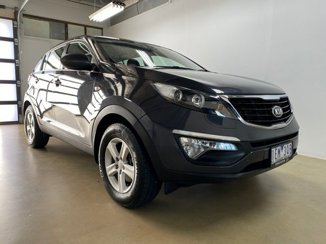 Used Kia Sportage SL Series 2 SI (FWD), 2014 Kia Sportage SL Series 2 SI (FWD) Grey 6 Speed Automatic Wagon