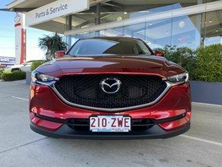 2020 Mazda CX-5 Maxx Sport Red 6 Speed Automatic Wagon.