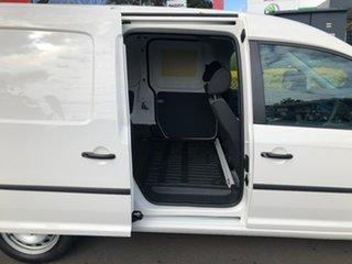 2019 Volkswagen Caddy 2KN MY20 TSI220 Maxi DSG White 7 Speed Sports Automatic Dual Clutch Van