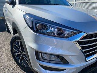 2020 Hyundai Tucson TL3 MY21 Elite AWD Silver 8 Speed Sports Automatic Wagon.